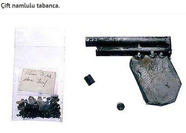 Akıl almaz hapishane üretimi silahlar galerisi resim 4