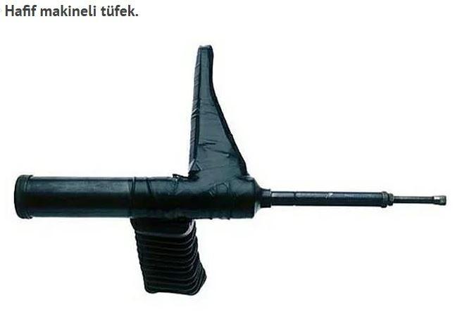 Akıl almaz hapishane üretimi silahlar galerisi resim 6