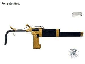 Akıl almaz hapishane üretimi silahlar