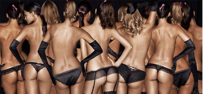 İşte makyajsız halleriyle Victoria's Secret modelleri!