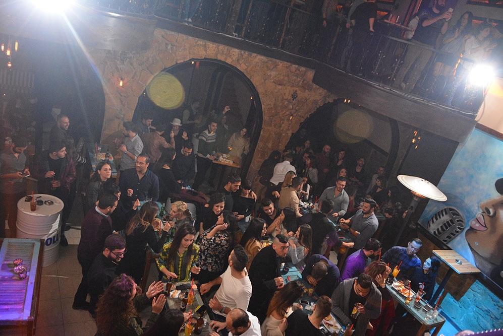 Lefkoşa'ya yeni soluk; Barricade Lounge & Bar galerisi resim 22