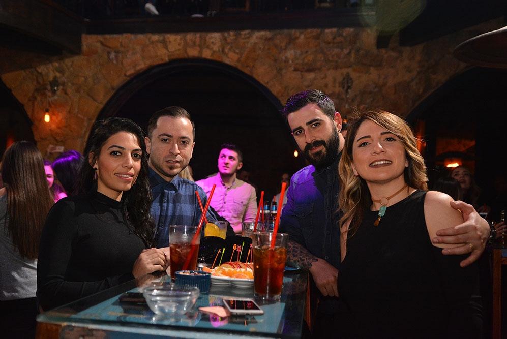 Lefkoşa'ya yeni soluk; Barricade Lounge & Bar galerisi resim 24