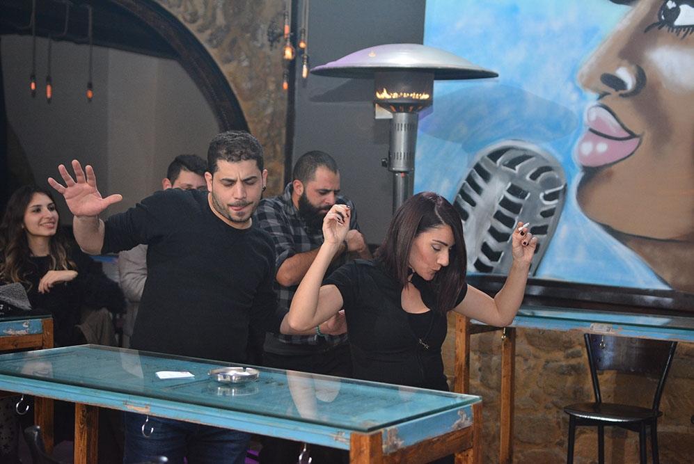 Lefkoşa'ya yeni soluk; Barricade Lounge & Bar galerisi resim 32