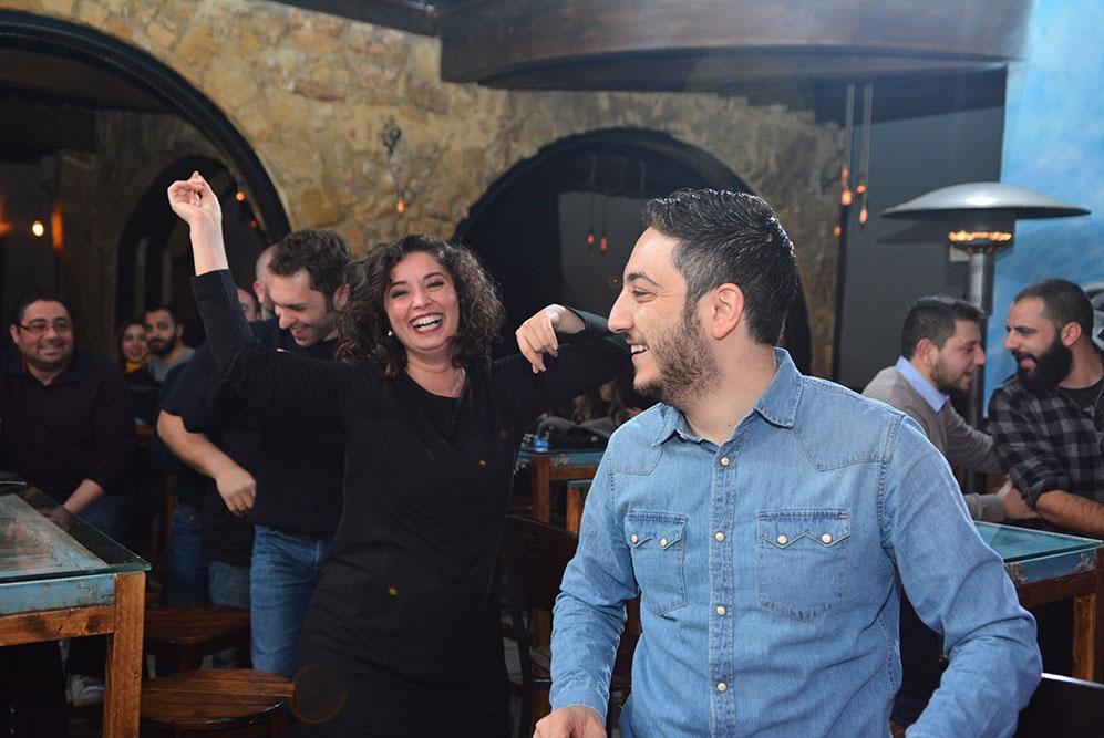 Lefkoşa'ya yeni soluk; Barricade Lounge & Bar galerisi resim 35