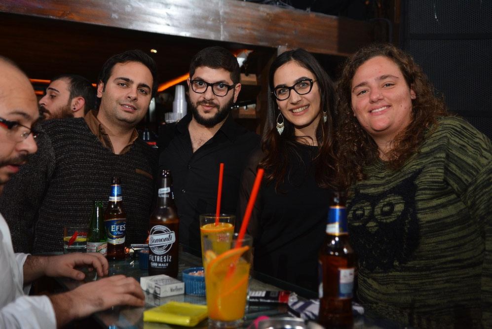 Lefkoşa'ya yeni soluk; Barricade Lounge & Bar galerisi resim 36