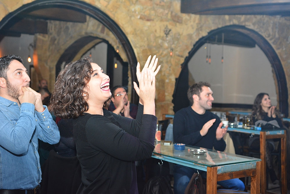 Lefkoşa'ya yeni soluk; Barricade Lounge & Bar galerisi resim 37