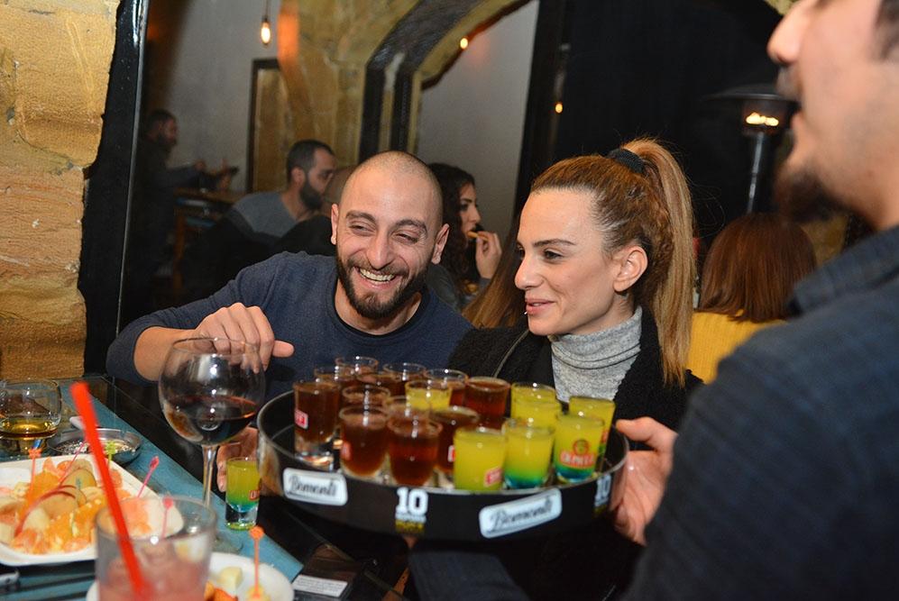 Lefkoşa'ya yeni soluk; Barricade Lounge & Bar galerisi resim 41
