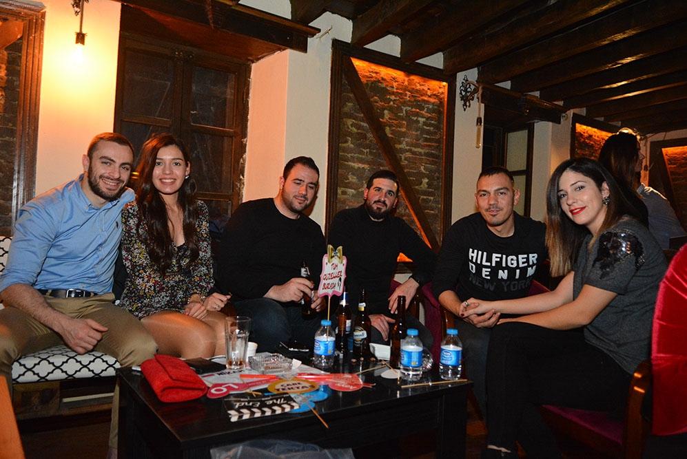 Lefkoşa'ya yeni soluk; Barricade Lounge & Bar galerisi resim 42