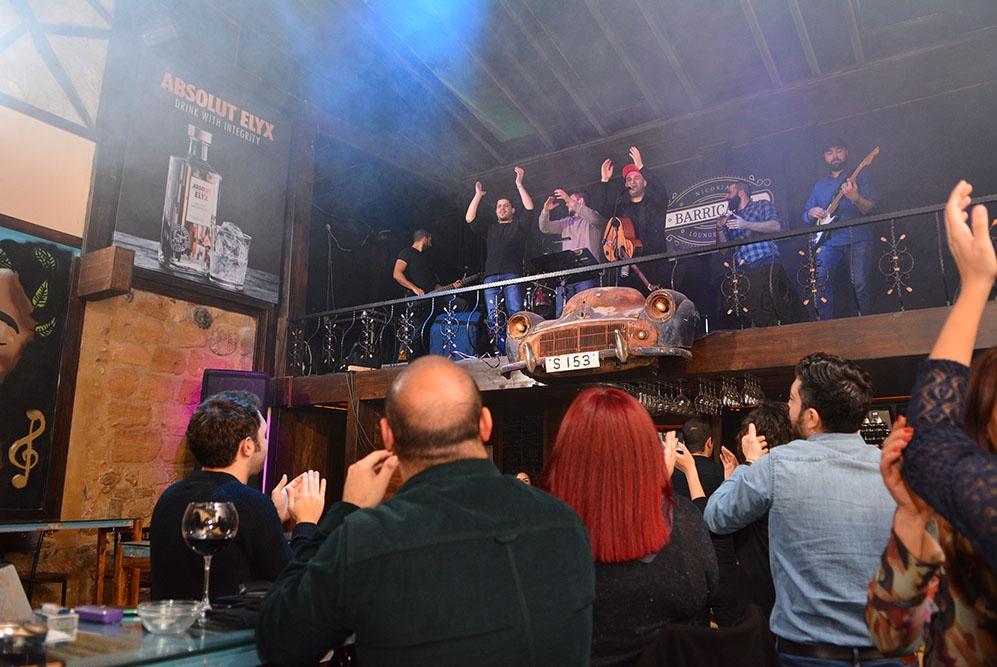 Lefkoşa'ya yeni soluk; Barricade Lounge & Bar galerisi resim 54