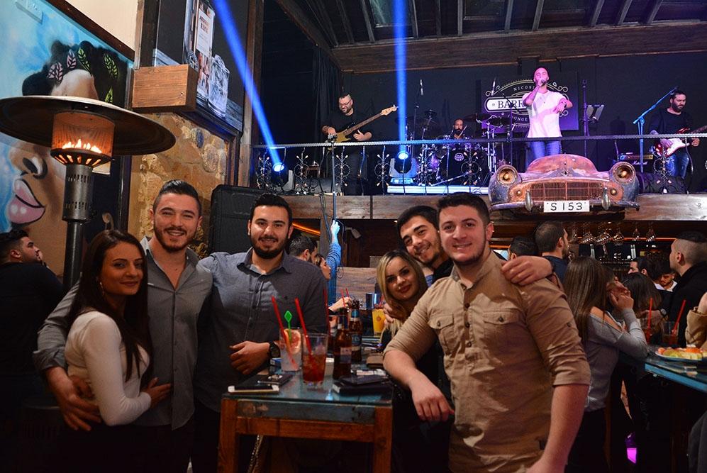 Lefkoşa'ya yeni soluk; Barricade Lounge & Bar galerisi resim 59