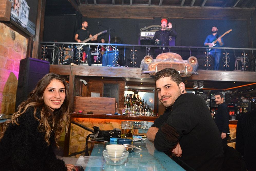Lefkoşa'ya yeni soluk; Barricade Lounge & Bar galerisi resim 60