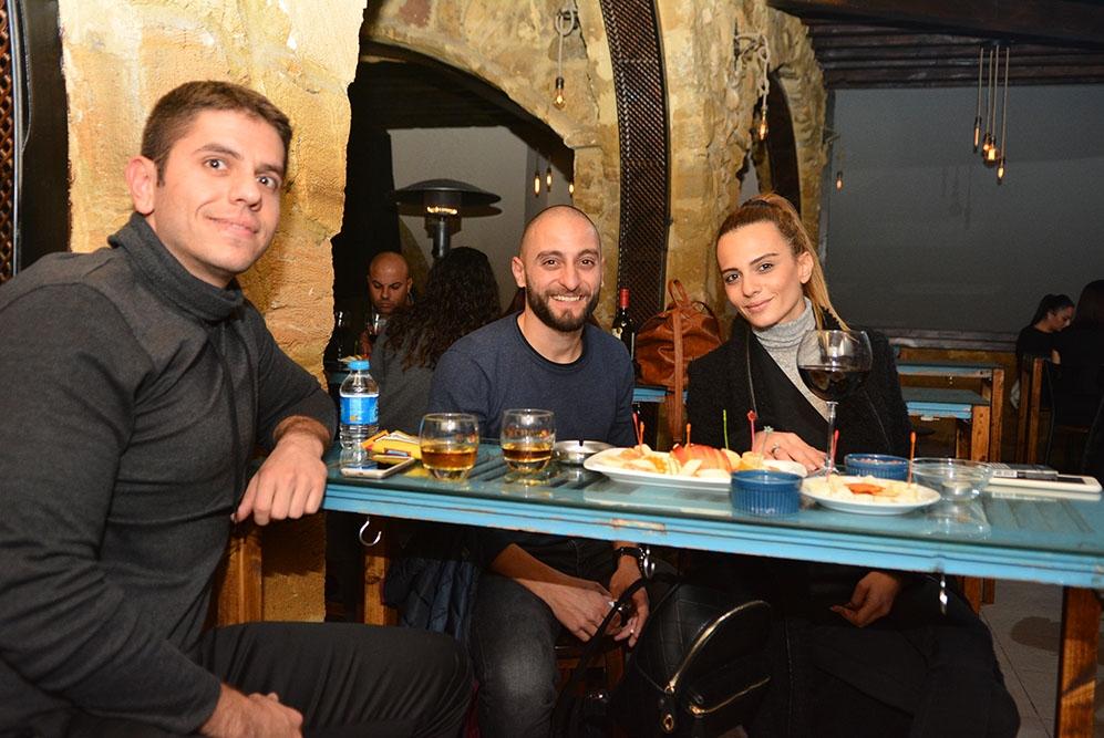 Lefkoşa'ya yeni soluk; Barricade Lounge & Bar galerisi resim 61