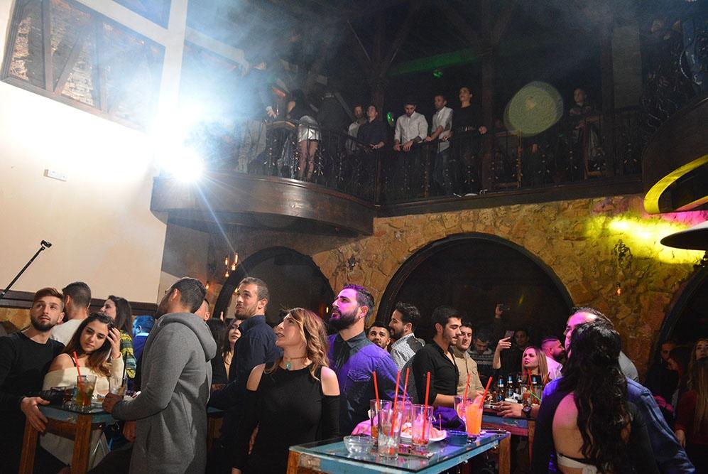 Lefkoşa'ya yeni soluk; Barricade Lounge & Bar galerisi resim 7