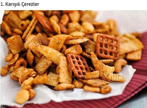 Bu yiyecekler kalleş! galerisi resim 2