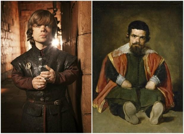 Aralarında yüzlerce yıl var fakat çok benziyorlar! galerisi resim 10