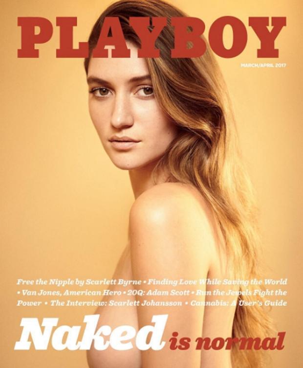Playboy, çıplaklığa geri dönüyor! galerisi resim 2