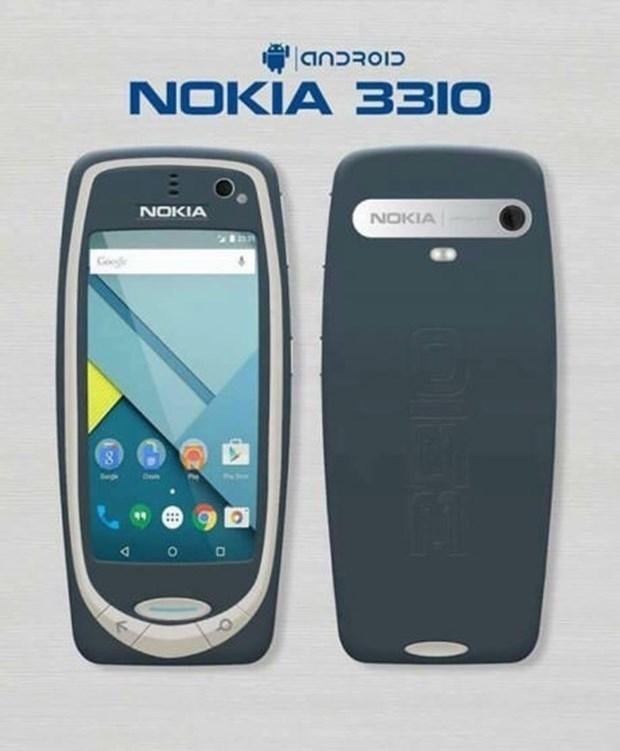 İşte Nokia 3310'un yeni hali galerisi resim 2