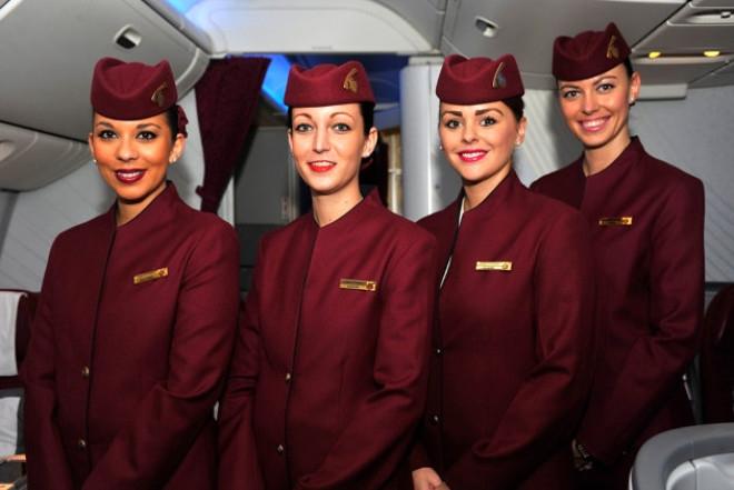 Qatar Airways'ın uçağında çekilen 3 fotoğraf skandal yarattı galerisi resim 2