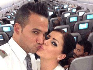 Qatar Airways'ın uçağında çekilen 3 fotoğraf skandal yarattı
