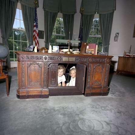 Oval Ofis'teki olağan dışı anlar galerisi resim 5
