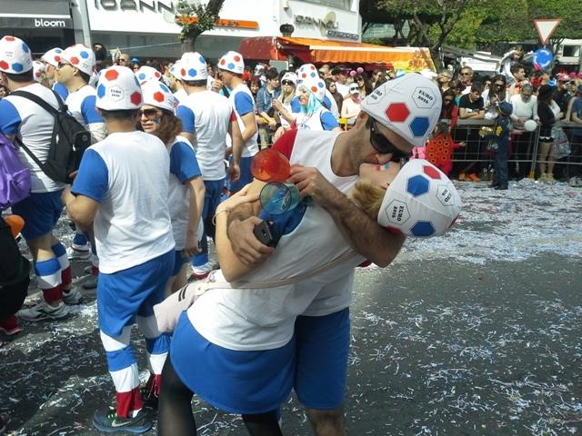 Limasol Karnavalı'ndan renkli görüntüler galerisi resim 7