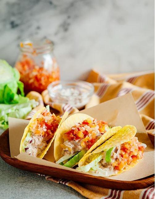 Ana Öğün Olarak Tüketmek İsteyeceğiniz 12 Lezzetli Taco Tarifi galerisi resim 11