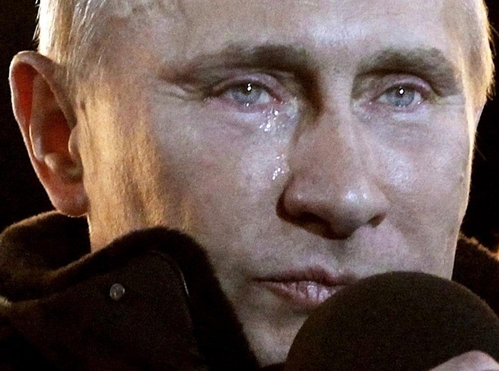 İşte dünya liderlerinin gözyaşlarını tutamadığı anlar galerisi resim 1