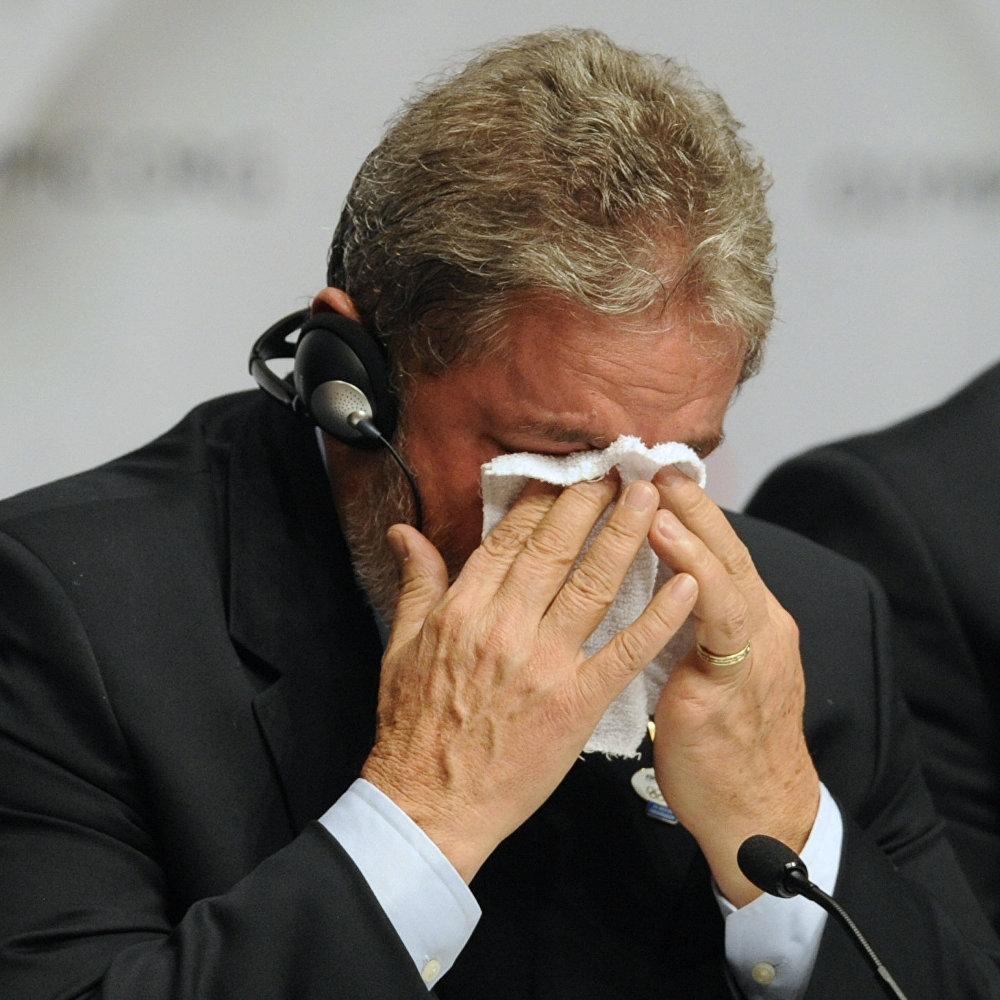 İşte dünya liderlerinin gözyaşlarını tutamadığı anlar galerisi resim 5