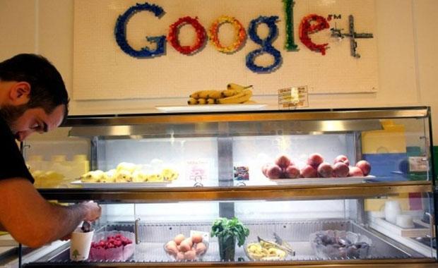 Facebook, Google gibi şirkettlerin mutfaklarını merak ediyor musunuz? galerisi resim 1