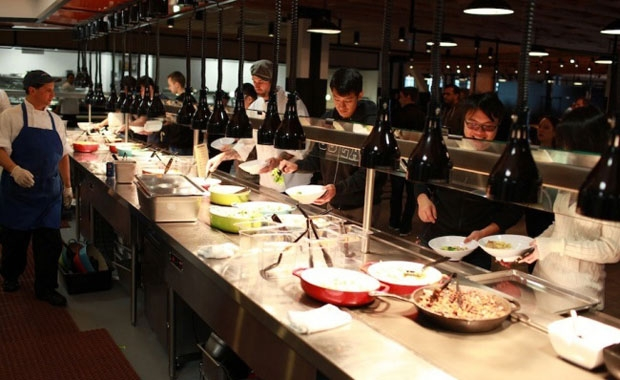 Facebook, Google gibi şirkettlerin mutfaklarını merak ediyor musunuz? galerisi resim 12