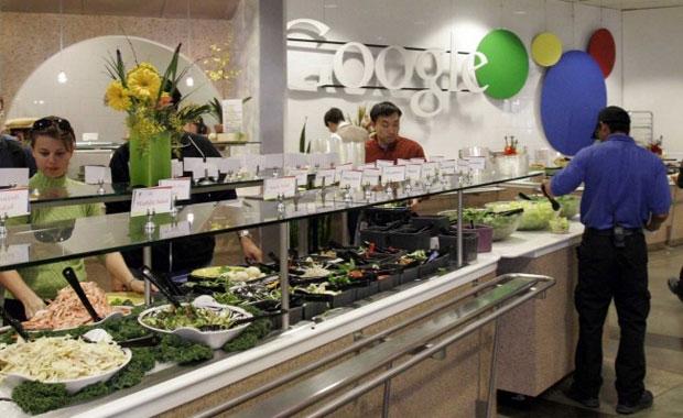 Facebook, Google gibi şirkettlerin mutfaklarını merak ediyor musunuz? galerisi resim 2