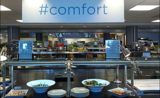 Facebook, Google gibi şirkettlerin mutfaklarını merak ediyor musunuz? galerisi resim 8