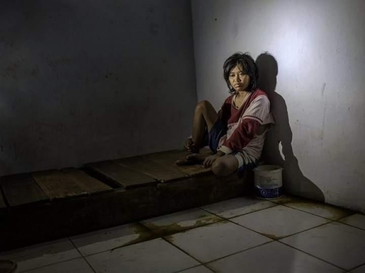 Endonezya'da insanlıktan utandıran görüntüler! galerisi resim 12