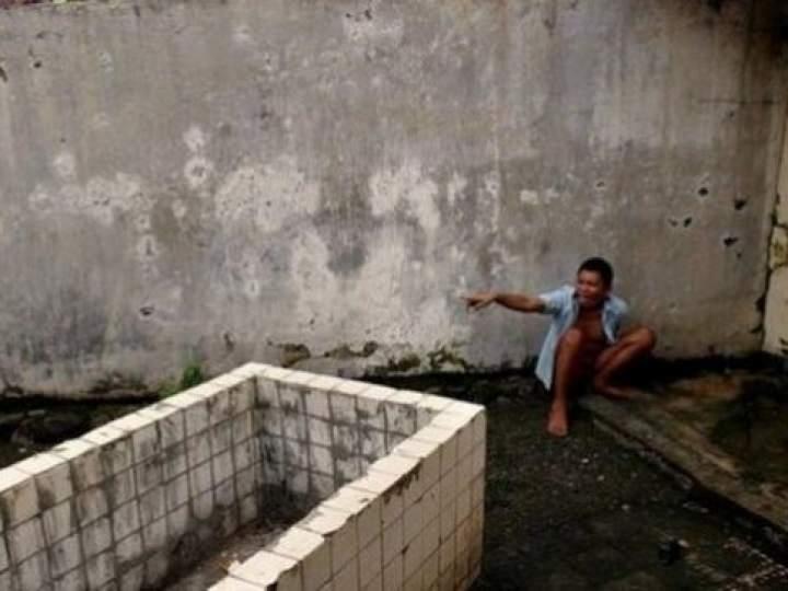 Endonezya'da insanlıktan utandıran görüntüler! galerisi resim 24