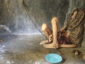 Endonezya'da insanlıktan utandıran görüntüler!