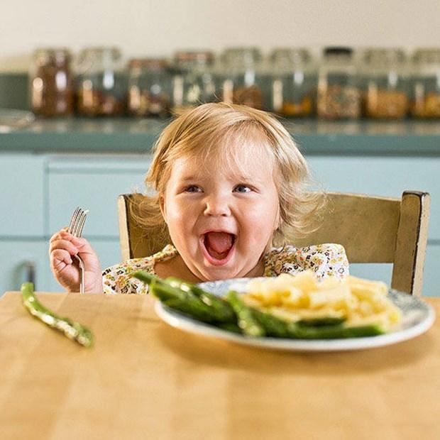 Çocuklarınızın daha iştahlı yemek yemesini sağlayın! galerisi resim 1