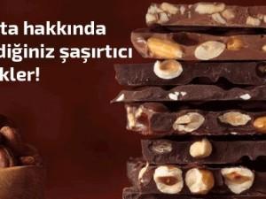 Çikolata hakkında bilmediğimiz enteresan gerçekler!