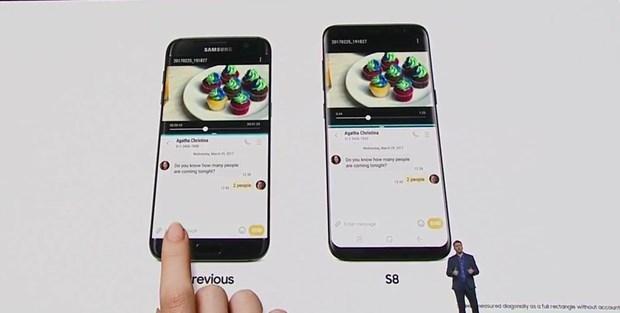 Samsung Galaxy S8 Plus, Galaxy S8'i geride bıraktı! galerisi resim 8