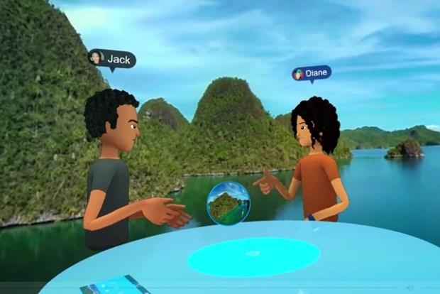 Facebook'un sanal gerçeklik platformu görücüye çıktı galerisi resim 5
