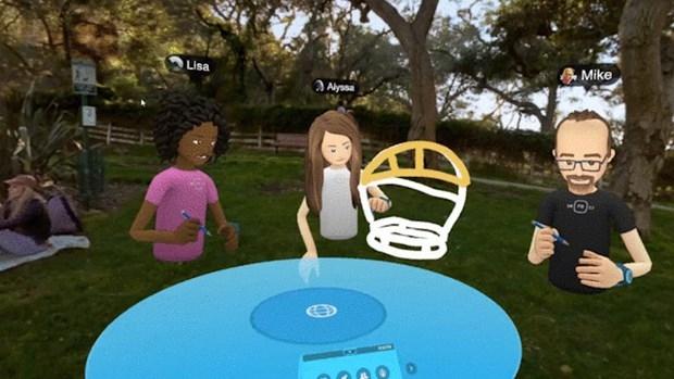 Facebook'un sanal gerçeklik platformu görücüye çıktı galerisi resim 7