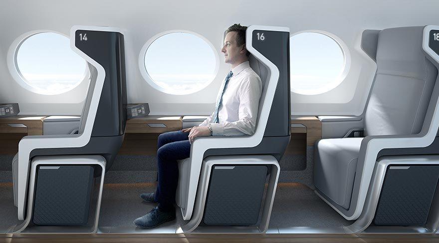Yeni süpersonik yolcu uçağı geliyor galerisi resim 4
