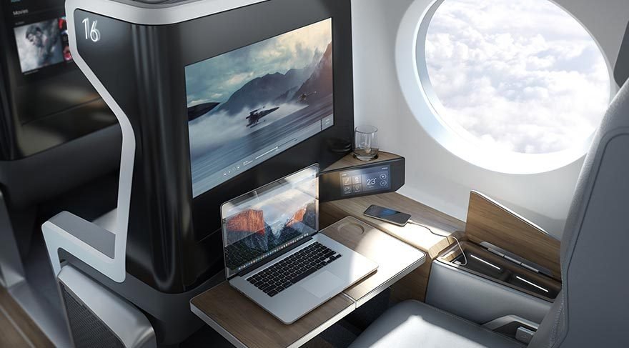 Yeni süpersonik yolcu uçağı geliyor galerisi resim 6