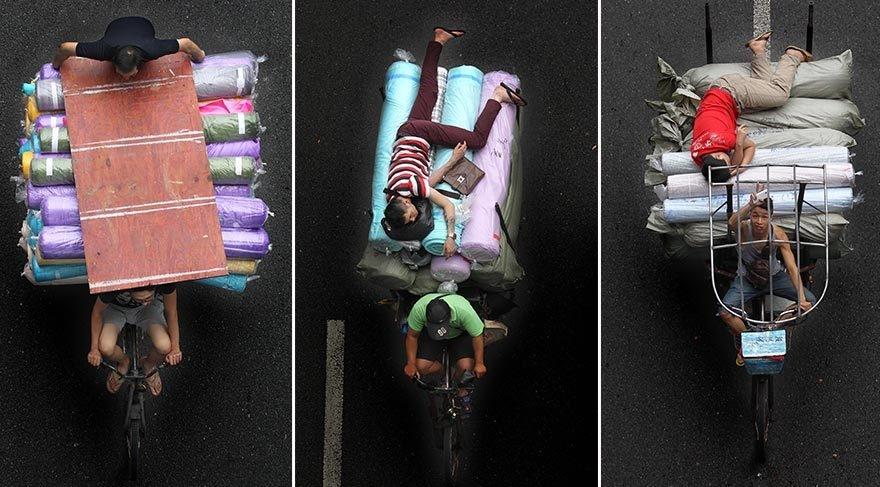 3 tekerlekli bisiklet üzerinde yaşam galerisi resim 1