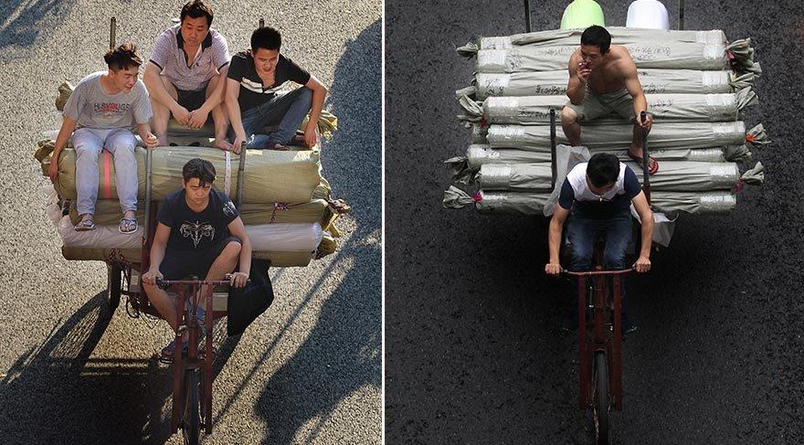 3 tekerlekli bisiklet üzerinde yaşam galerisi resim 5