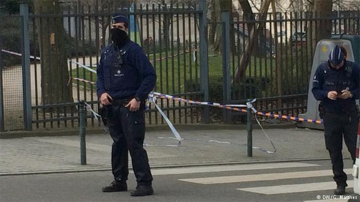 Brüksel'de terör saldırıları! Kare Kare neler yaşandı! galerisi resim 10