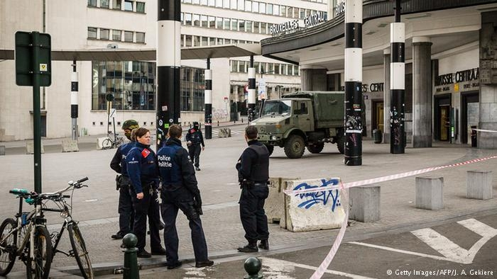 Brüksel'de terör saldırıları! Kare Kare neler yaşandı! galerisi resim 11