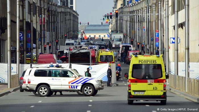 Brüksel'de terör saldırıları! Kare Kare neler yaşandı! galerisi resim 8