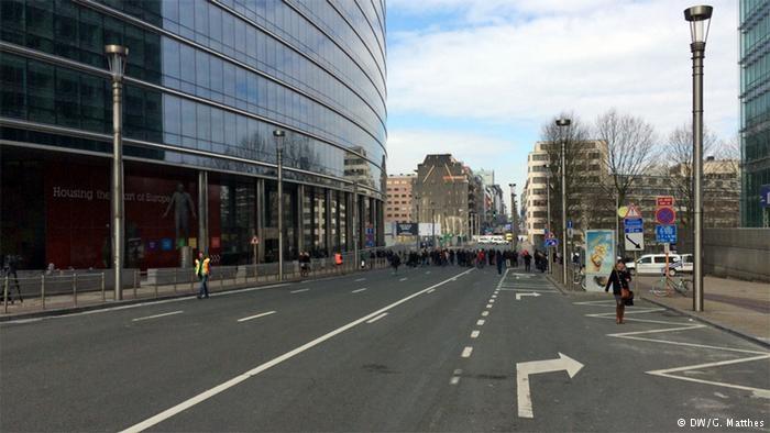 Brüksel'de terör saldırıları! Kare Kare neler yaşandı! galerisi resim 9