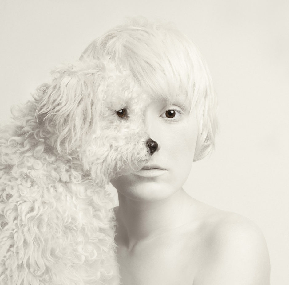 Hayvanlarla bir oldu! galerisi resim 10