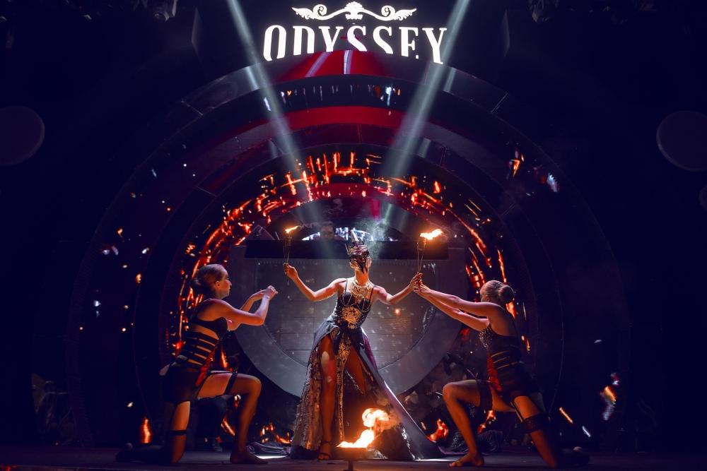 Odyssey Club Ümmet Özcan'a hazır galerisi resim 3